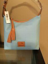 Dooney and Bourke handbag NWT   Paige Sac  Blue  Shoulder bag    Purse Bag