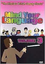 MIND YOUR LANGUAGE 3 - DVD - Region 1