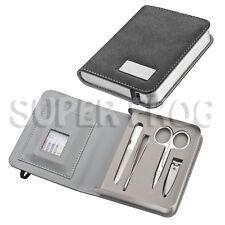 Nail Cutter Cuticle Clipper Pedicure Manicure Kit Case Set Piece Sewing Kits Pin