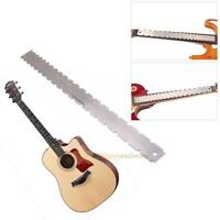 Guitar Neck Notched Straight Edge Luthiers Guitar Fretboard Fingerboard Ruler