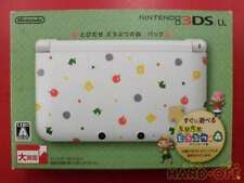 Nintendo 3DS LL Animal Crossing Edition Console XL Game Japan Import