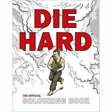 Die Hard: The Official Colouring Book, Twentieth Century Fox, New condition, Boo