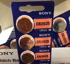 Cr2025 Single Use Batteries For Sale Ebay