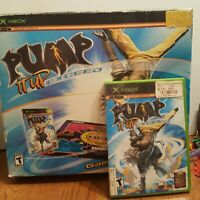 Pump It Up Exceed for Original Xbox, Dance Mat Pad In Box + Game