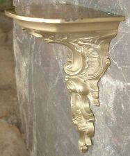-Sellette d'applique en Bronze de style Louis XV