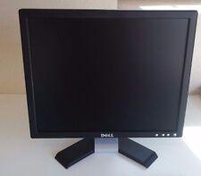 "LOT OF 3 Dell E177FP, E178FP 17"" Monitor W/ VGA & POWER CORDS FREE USB KEYBOARDS"