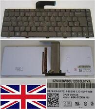 Clavier Qwerty UK DELL Inspiron 14R L502 NSK-DX0BW 9Z.N5XBW.00U 0N76J4 Backlit