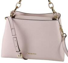 MICHAEL KORS Portia EW Satchel Tote Saffiano Leather SMALL LARGE Soft Pink