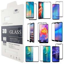 Huawei P30 Pro P20 Lite Mate 20 3D Panzerfolie Schutzglas Displayschutzfolie 9H
