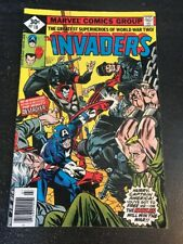 """The Invaders#18 Awesome Condition 6.0(1977) 1st """"New"""" Destroyer App"""