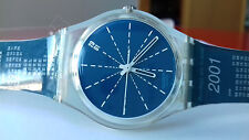 Swatch VINTAGE COLLECTION(1999)SWISS MADE GK-330 2000&1 watch NOS MONTRE RARE
