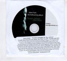 (HC956) Susan James, Poseidon's Daughter - 2015 DJ CD