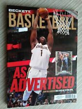 BECKETT BASKETBALL PRICE GUIDE MAY ISSUE 2020 (NEW)