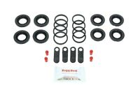 for PORSCHE BOXSTER 2.7 1999-04 REAR L & R Brake Caliper Seal Repair Kit  (2704)