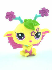 Littlest Pet Shop #2680 Fairies LPS Fairy Moonlight Meadows Pink Wings Stars