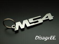 """Schlüsselanhänger """"M54"""" Z3 Z4 X3 X5 325 330 525 530 320 B22 B25 B30 - Edelstahl"""