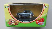 1975 HONDA CIVIC MOTORMAX 1:87 HO SCALE DIE-CAST VEHICLE