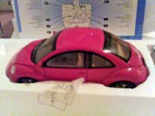 Franklin Mint 1998 VW Beetle with BOX & DOCS