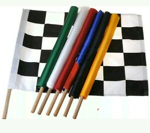 Complete Set of Racing Flags Ever Kids Dream.