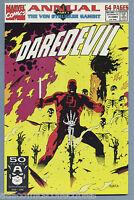 Daredevil Annual #7 1991 Von Strucker Gambit Fury Guice Garney Mignola Marvel F