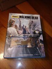 amc: The Walking Dead The Complete Fourth Season 6 - DVD Box Set w/ Key