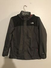 The North Face DryVent Boys Youth Mesh Lined Windbreaker Jacket Sz L 14/16(12-14