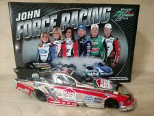 Courtney Force 2011 Brand Source Ford Mustang Funny Car Platinum Finish