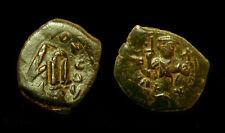 Constans Ii Follis Constantinople (25 mm, 6.6 gr)