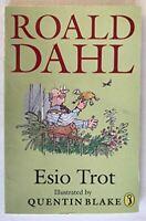 Esio Trot, Dahl, Roald, Very Good, Paperback