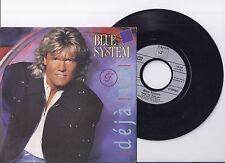 "Blue System, Deja Vu, VG+/EX 7"" Single 0969-6"