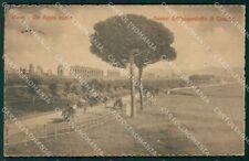 Roma Via Appia Nuova cartolina XB4511