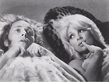 """Mireille Darc / P. Richard (Pf. '73) - in """"Große Blonde mit dem schwarzen Schuh"""""""