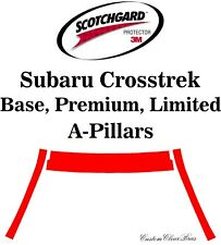 3M Scotchgard Paint Protection Film Clear Pre Cut 2021 2022 Subaru Crosstrek