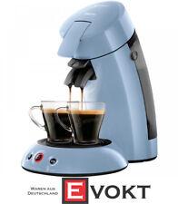 PHILIPS SENSEO HD6554/70 Coffee Pod Machine Crema Plus Light Blue Genuine New