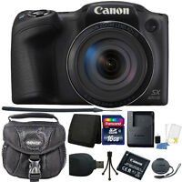 Canon PowerShot SX420 IS 20MP WiFi / NFC Enabled 42X Optical Zoom Digital Camera