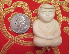 PRESIDENT TRUMP W/HEART MEDITATING! BUDDHIST PEACE DREAM STATUE FIGURINE IMAGINE