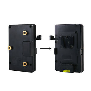 Gold-mount to V-mount Battery Adapter RL-A-S
