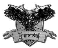 IMMORTAL METALL PIN ANSTECKER BADGE BUTTON # 2 NORTHERN CHAOS GODS