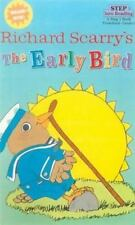 Richard Scarry's the Early Bird (Step Into Reading: A Step 1 Book)-ExLibrary