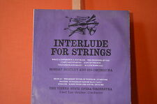 Interlude for strings Robert Bentley and Orchestra Encore  Vinyl LP VG++  1930