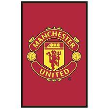 Manchester United FC Floor Rug New Man Utd (FREE P+P)