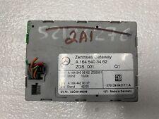2006-2012 MERCEDES-BENZ CENTRAL GATEWAY CONTROL MODULE A1645403462