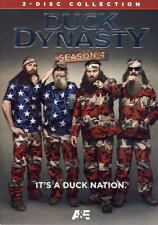 Duck Dynasty Season 4  2 Disc collection - Brand New