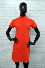 Vestito SUN68 Donna Dress Woman Taglia Size L Abito Elastico Slim Fit TOP