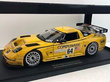 1:18 AUTOart 2004 Chevrolet Corvette C5-R Compuware #64 Le Mans GTS Class 80407!