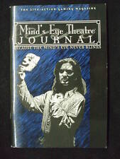 Mind's Eye Theatre Journal for live action gaming