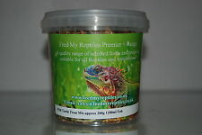 FMR Turtle & Terrapin Treat Mix 1180ml Tub Approx 200g For Turtles & Terrapin