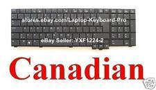 HP EliteBook 8730W Keyboard Clavier - 494002-121 468777-121 - Canadian French CF