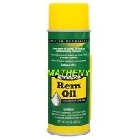 REM OIL 10oz Remington Lubricant Spray w/Teflon ~ Cleaner Gun Firearm REMOIL