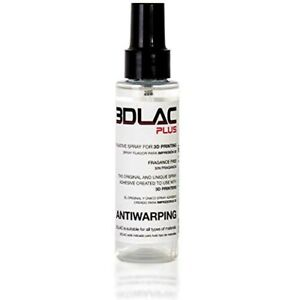 3DLAC Plus Spray Bottle Adhesive for Printer 3D Printing Double Adhesion